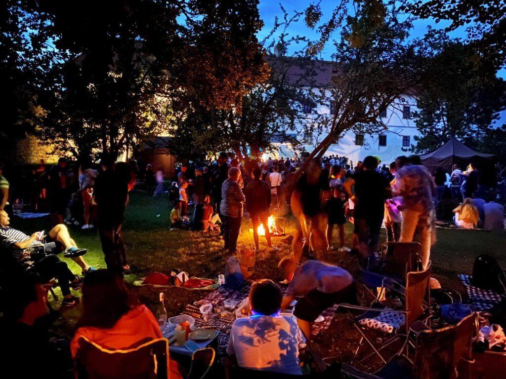 taborakfest večer